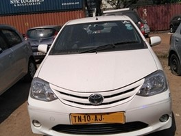 Used cars in Chennai - Toyota U Trust