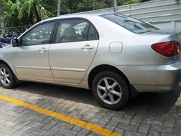 Toyota Used Cars In Thrissur